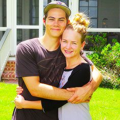 Dylan O'brien and Britt Robertson - Home search