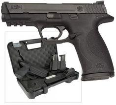 S&W M&P Carry & Range Kit 10+1 9mm 4.25