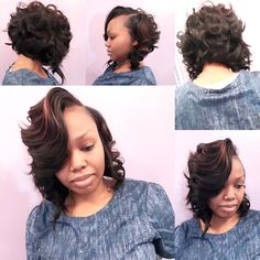 Cute style via @rockiej.styles  Read the article here - http://blackhairinformation.com/hairstyle-gallery/cute-style-via-rockiej-styles/