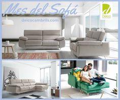 Mes del sofá en muebles Deico Cambrils www.deicocambrils.com