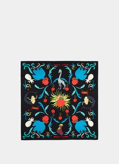 Uterqüe Denmark Product Page - New in - View all - Silk scarf - 490