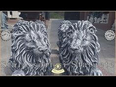 Lion Sculpture, Statue, Model, Art, Art Background, Scale Model, Kunst, Performing Arts