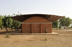 Gallery of Primary School in Gando Extension / Kéré Architecture - 6