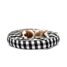Let your pup cozy up on a Buffalo Plaid Circle Bed! Like your favorite flannel shirt, our Buffalo Plaid beds are soft and warm. Circle Bed, Designer Dog Beds, Australian Labradoodle, Pet Furniture, Made Goods, Pet Gifts, Buffalo Plaid, Dog Design, Pet Shop