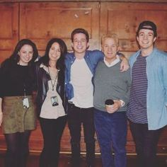Image result for charlie puth and debra puth