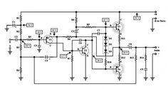 pl1050 11 450x240 Amplificador PL1050, amplificador sensivel, com 50 W de saída circuito circuito amplificador
