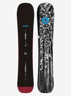 Burton Gatekeeper Snowboard : Bend : Directional Camber Shape : Directional Shape, 15MM Taper Flex : Directional Flex Core : FSC™ Certified Super Fly II™ 700G Core, Dualzone™ EGD™ Base : Recycled Sint