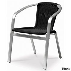 Tahiti Indoor/ Outdoor Resin Wicker Stackable Arm Chair | Overstock.com Shopping - Big Discounts on Dining Chairs