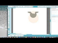 Dessine-moi un mouton - YouTube Silhouette Portrait, Silhouette Studio, Images, Aide, Silhouettes, Youtube, Cricut, Flocking, Draw