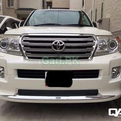 Land Cruiser Car Toyota White Bos Import Cars For Stan 4x4 Engine Motor