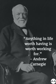 an overview of andrew carnegies preaches of the gospel of wealth The gospel of wealth (1889) andrew carnegie it might be a nice difficulty, but a  difficulty none the less: if you are incredibly rich, what will you do with all your.