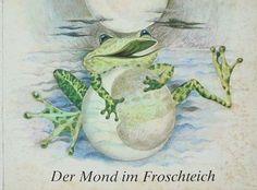 Der Mond im Froschteich:Regine Grube-Heinecke