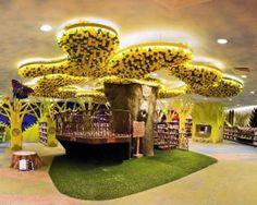 Green Library Facilitates Environmental Education