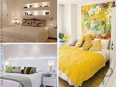 Ambientes pequenos: 15 inspirações para o seu quarto dos sonhos!