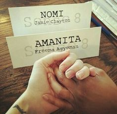 Nomi and Amanita