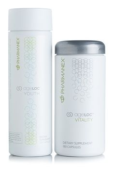 ageLOC Youth & ageLOC Vitality The combination of these 2 products is truly amazing! More energy, stamina, and feeling more focused.