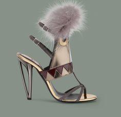 Fendi Women Shoes - Shoes Post