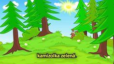 Na tý louce zelený European Countries, Czech Republic, Grinch, Bohemia