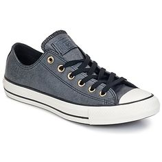 top Converse chuck taylor all star vintage heren sneakers (Grijs)