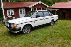 Volvo 244 GL / 1988