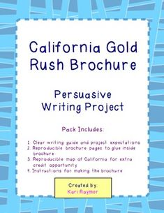 How to write a narrative essay about moving to California?