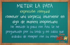 #coloquial #spanish