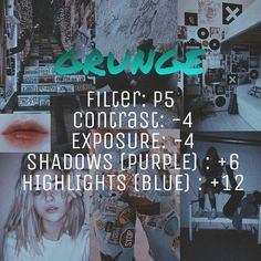 Photography Filters, Grunge Photography, Photography Editing, Vsco Pictures, Editing Pictures, Vsco Filter Grunge, Fotografia Vsco, Foto Filter, Vsco Effects