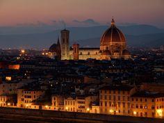 Firenze Duomo panorama