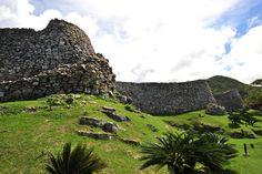今帰仁城跡 / Ruins of Nakizin Castle