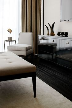 The Residences of Pier 27, Toronto. Interior design by Munge Leung.