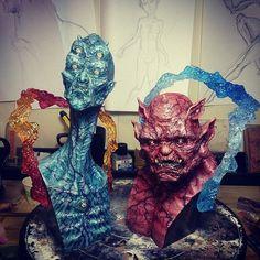 [訪] 900 Sculptor Studio - 台灣本土雕塑家「山姆」 - JUKSY 線上流行雜誌