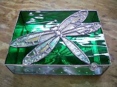 Stained glass jewelry boxes serve as a functional, yet beautiful piece of artwork.  Custom stained artwork make for great birthday, holiday, wedding, or anniversary gift for a loved one. We have a wide variety of stained glass supplies so come visit the store today!