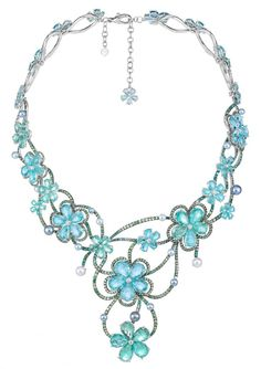 Disney and Chopard Tiana necklace inspired by The ...