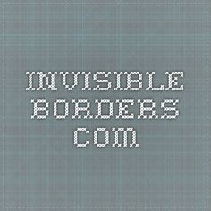 invisible-borders.com cool photography/visual art project by african artists on africa and in africa