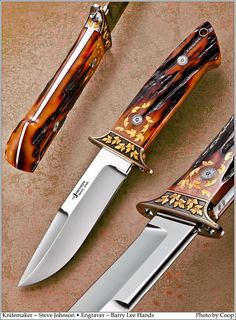 Photos SharpByCoop • Gallery of Handmade Knives - Page 39