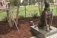 World's First Memorial to Special Forces K9 Soldiers Unveiled at Fayetteville Museum | FIDO Friendly