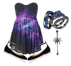 """""""Untitled #732"""" by amandafras2008 on Polyvore featuring Valentino"""