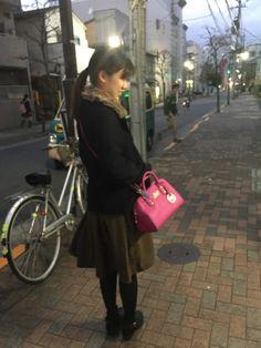 Hidemi|MICHAEL KORSのショルダーバッグを使ったコーディネート - WEAR