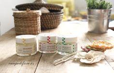 Desodorantes ecológicos de Clemence & Vivien que puedes encontrar en nuestra tienda online