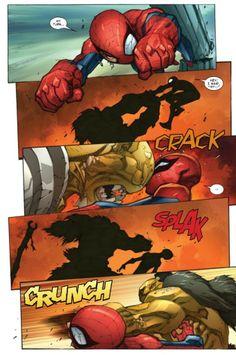 Spider-Man in Avenging Spider-Man #3