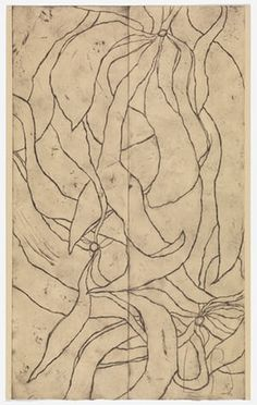 Les Fleurs, 2007, by Louise Bourgeois