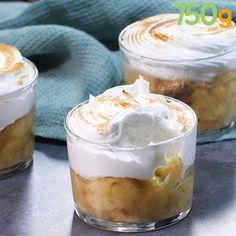 dessert in a jar make ahead / dessert in a jar . dessert in a jar recipes . dessert in a jar gift . dessert in a jar no bake . dessert in a jar make ahead Banana Recipes, Fruit Recipes, Coffee Recipes, Mini Desserts, No Bake Desserts, Easy Desserts, Dessert Shots, Dessert In A Jar, Roasted Banana