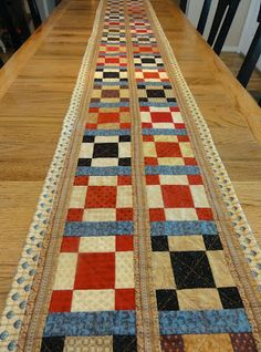 learning to machine quilt.......from Salmagundi blog