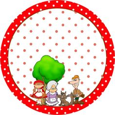 Little+Red+Riding+Hood-free-party-printables-052.jpg (1187×1187)