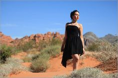 Mini dress strapless for Fashion