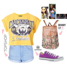 Ariana Grande Inspired Outfit 1
