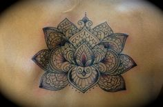 http://tattoo-ideas.us Love the mandala tattoos