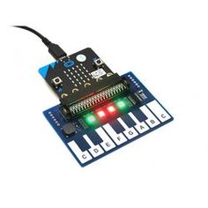 Mini Piano Module for micro:bit Bbc, Computer Board, Buggy, Buzzer, Maker, Diy Electronics, The Expanse, Light Colors, Mini