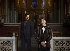 Hannibal:  Bryan Fuller talks season 4, sexual fluidity, and how Will became Clarice Starling. | Hugh Dancy as Will Graham and Mads Mikkelsen as Hannibal Lecter in Hannibal.