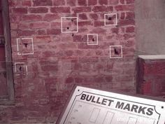 Bullet Marks on the wall of Jallianwala Bagh - Veethi brings photos from Amritsar Jallianwala Bagh Massacre, Amritsar, Historical Images, Incredible India, Memoirs, Bullet, The Incredibles, Facts, Wall